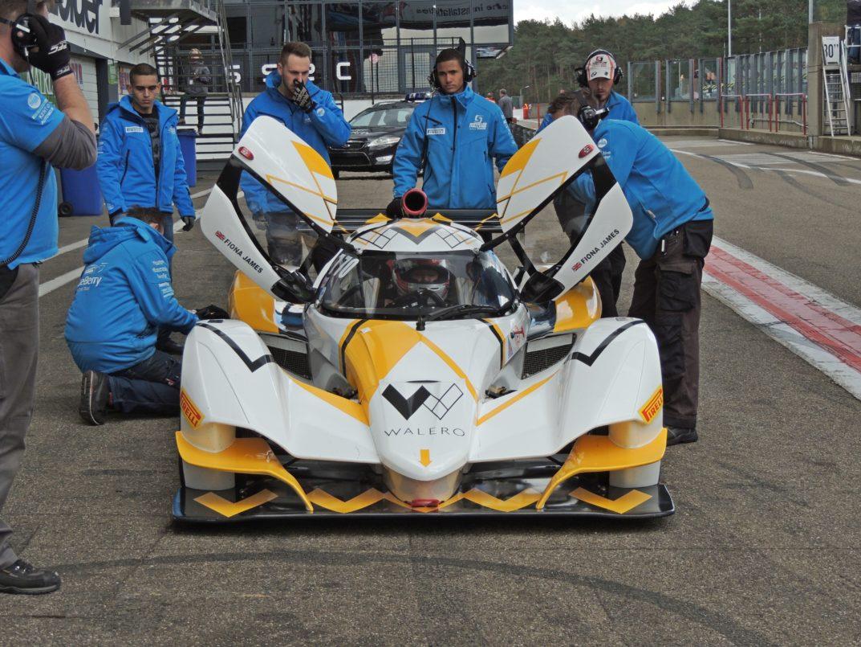 Fiona James Racing
